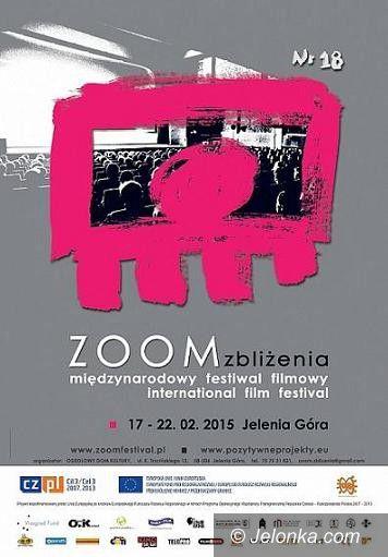 """Jelenia Góra: Zbliża się festiwal """"ZOOM–ZBLIŻENIA"""""""