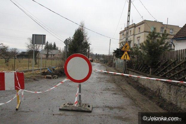 Jelenia Góra: Remont ulicy Wojewódzkiej – są objazdy