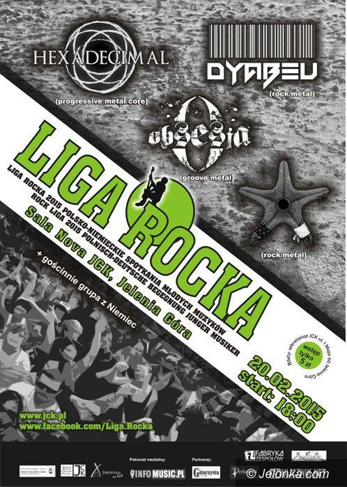 Jelenia Góra: Liga Rocka już w piątek