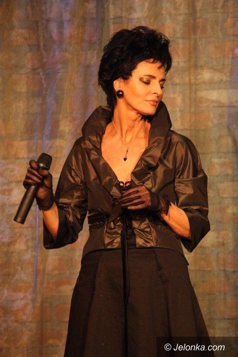 Jelenia Góra: Yaga w repertuarze Edith Piaf w Teatrze Animacji. Mamy wejściówki