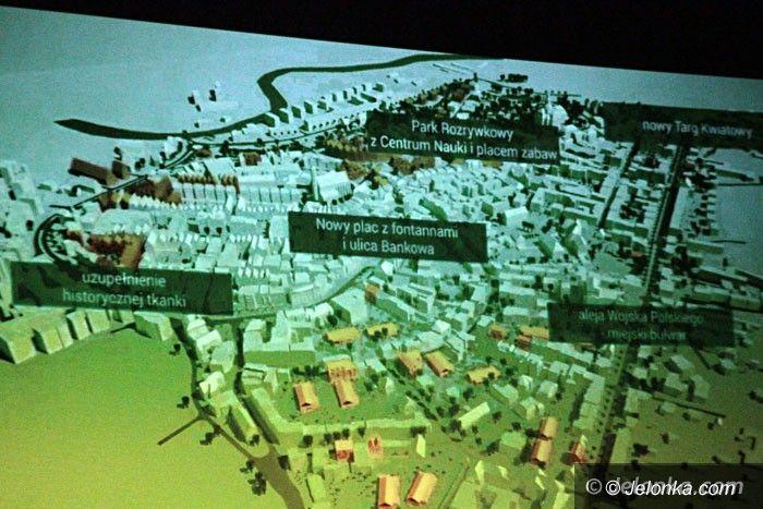 Jelenia Góra: Kto zrobi plan przestrzenny dla Starego Miasta?