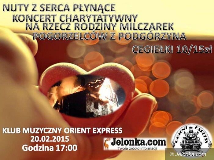 Jelenia Góra: Koncert charytatywny dla pogorzelców z Podgórzyna