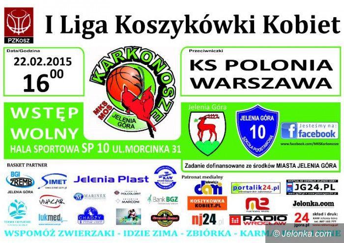 Jelenia Góra: Karkonoszki podejmą warszawską Polonię