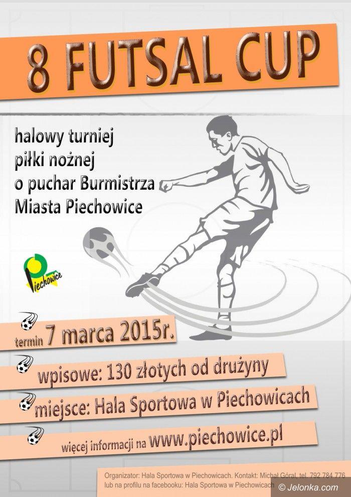 Piechowice: Zapisy do Futsal Cup 2015