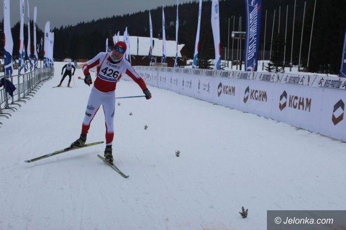 Polana Jakuszycka: Medalista olimpijski wygrał Bieg Piastów