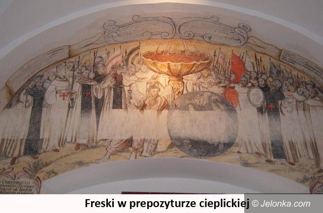 Jelenia Góra: Cystersi w Cieplicach (cz. 3) Od rozkwitu do upadku