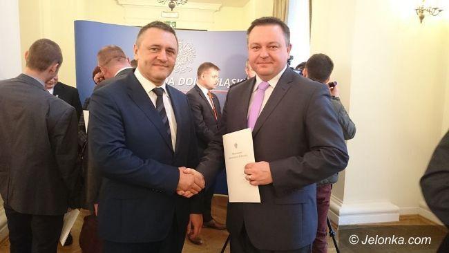 Region: Promesy dla gmin i miast powiatu jeleniogórskiego
