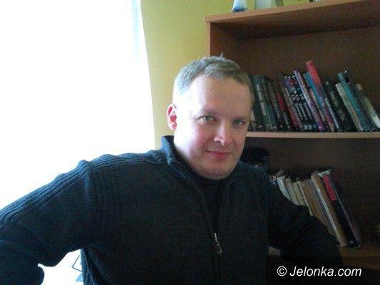 Jelenia Góra: Jeleniogórski pisarz czytany na całym świecie