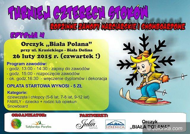 Szklarska Poręba: Przed nami 4. edycja Turnieju Czterech Stoków