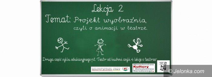 """Jelenia Góra: """"Projekt wyobraźnia"""" w Zdrojowym Teatrze Animacji"""
