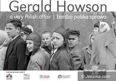 """Jelenia Góra: """"Gerald Howson – bardzo polska sprawa"""" w Galerii Skene"""