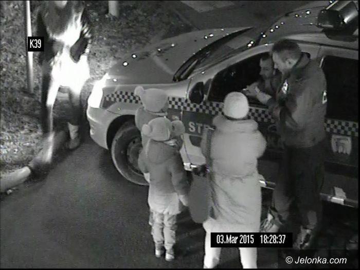 Jelenia Góra: Strażnicy miejscy odnaleźli zaginione dzieci