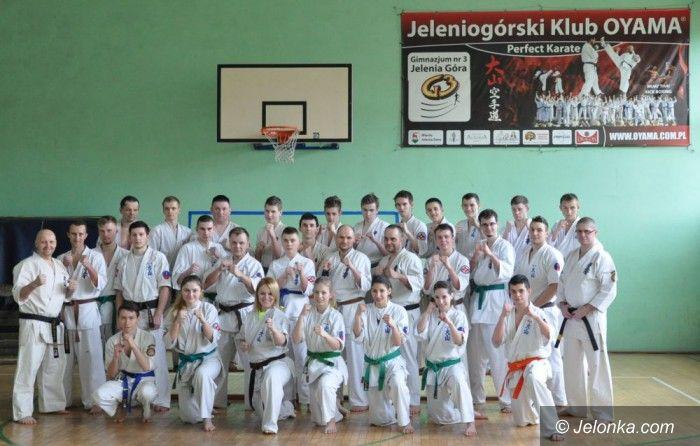 Jelenia Góra: Sparingi międzyklubowe Oyama i Kyokushin