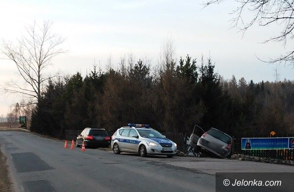 Region: Zderzenie mercedesa z renault w Sosnówce. Aktualizacja