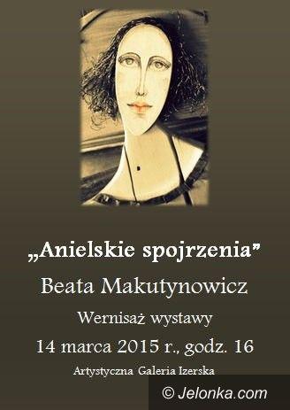 """Region: """"Anielskie spojrzenia"""" Beaty Makutynowicz w Kromnowie"""