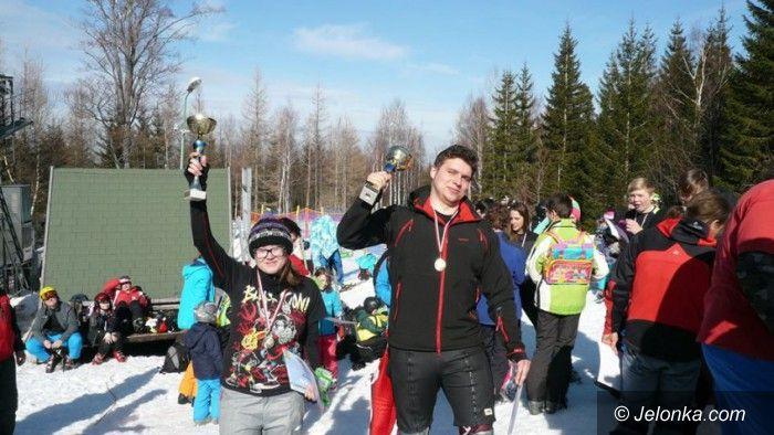 Karpacz: Medale młodych zjazdowców