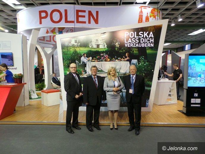 Powiat: Powiat Jeleniogórski na największych targach turystycznych