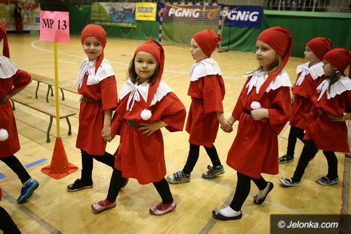 Jelenia Góra: Za nami IX Taneczna Olimpiada Przedszkolaka