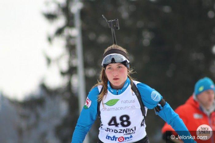 Jablonec: Biathlonowe Nadzieje Olimpijskie