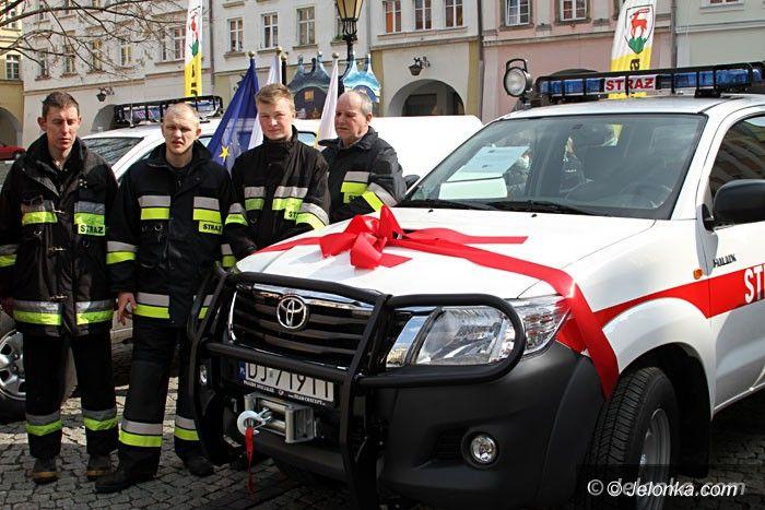 Jelenia Góra: Terenówka dla naszych strażaków ochotników