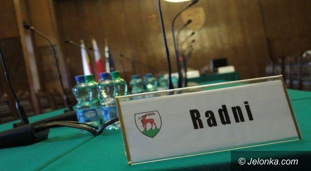 Jelenia Góra: VIII Sesja Rady Miejskiej NA ŻYWO