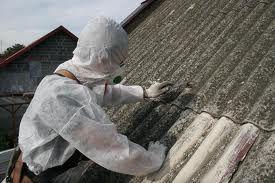 Powiat: Ubywa azbestu w powiecie  (komunikat)