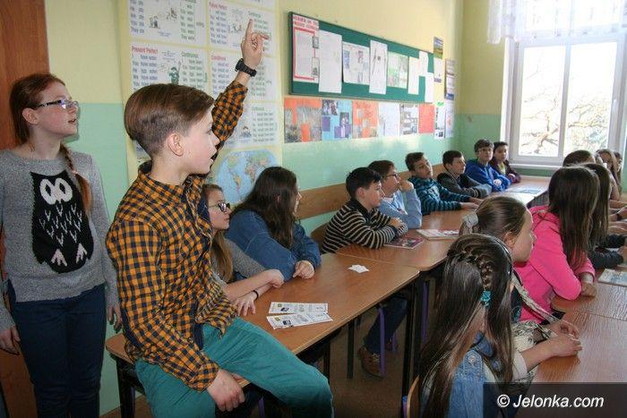 Jelenia Góra: Gimnazjum nr 1 otworzyło drzwi dla przyszłych uczniów