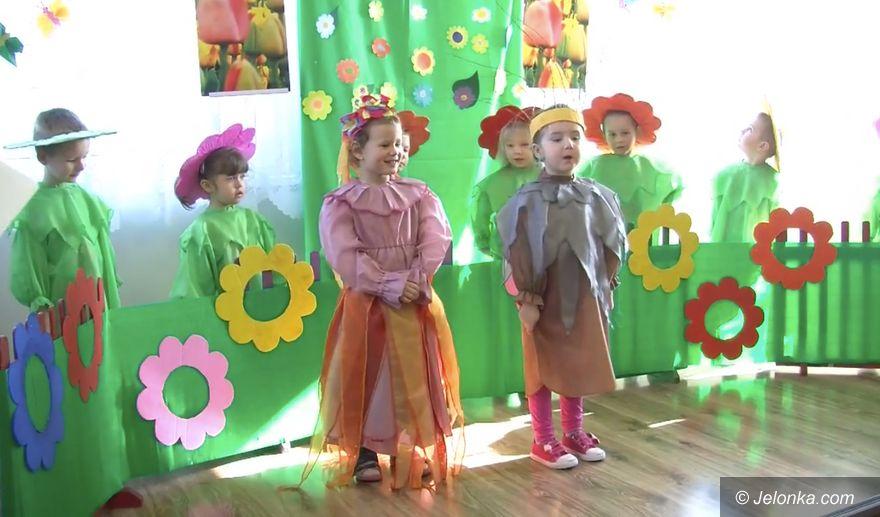Jelenia Góra: Przedszkolaki powitały wiosnę