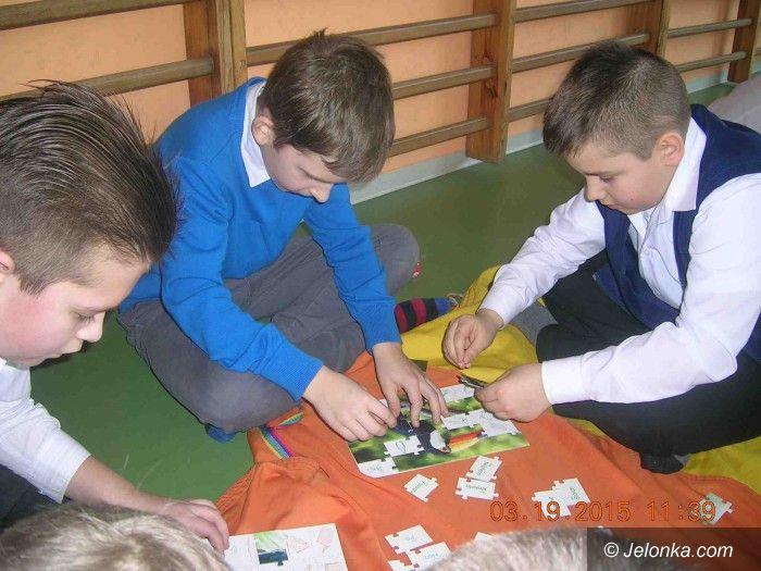 Jelenia Góra: Naukowo i zabawnie, czyli lekcje niemieckiego w SP 2