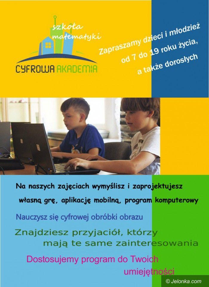 Jelenia Góra: Bezpłatne zajęcia w Cyfrowej Akademii