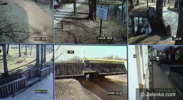 Jelenia Góra: Ukryte kamery Straży Miejskiej
