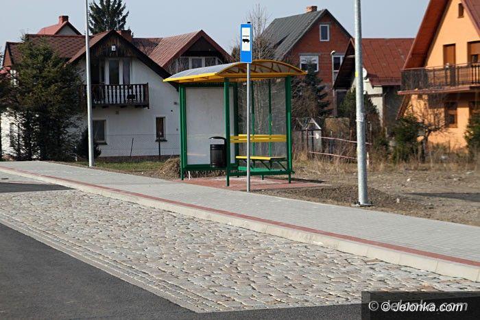 Jelenia Góra: Autobusy dojadą tylko do pętli na Osiedlu Łomnickim