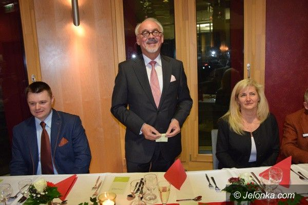 Powiat: Świętowali 25 lat współpracy z Aachen