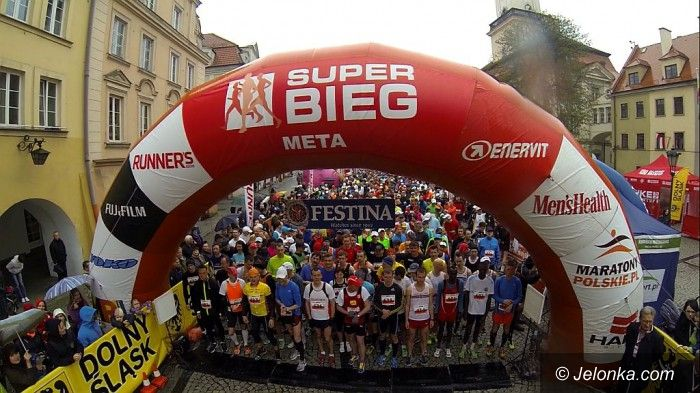 Jelenia Góra: Półmaraton Jeleniogórski po raz trzeci