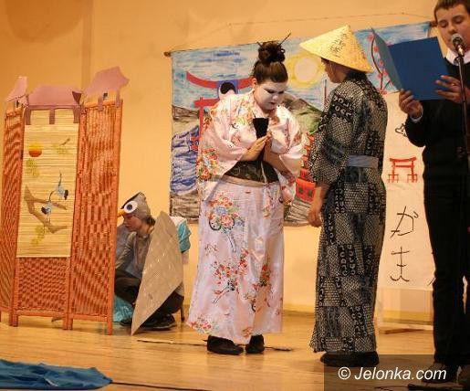 Region: Święto literatury japońskiej dla dzieci w Wojcieszowie