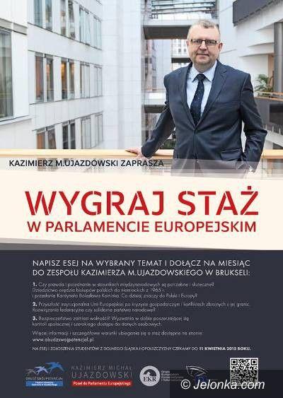 Region: Do wygrania staż w Brukseli