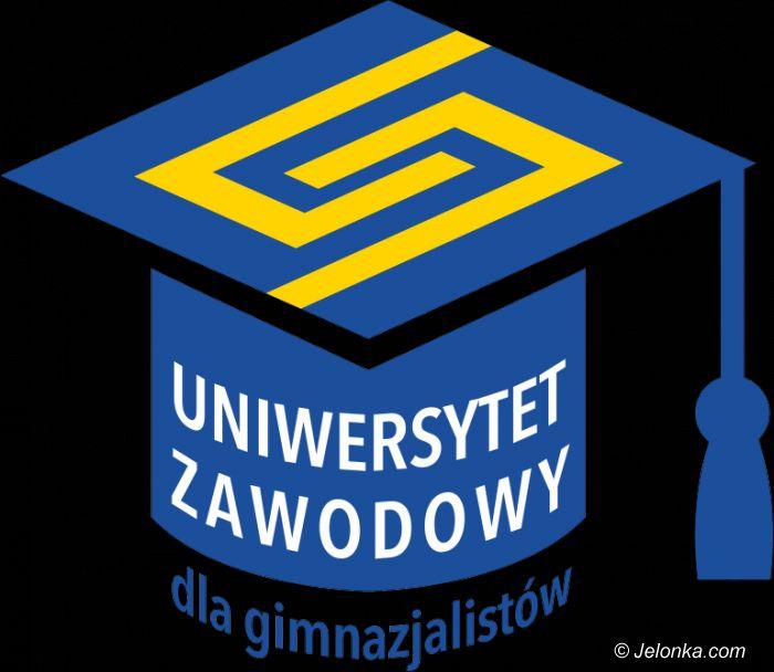 Jelenia Góra: Za sprawą strefy – uniwersytet dla gimnazjalistów