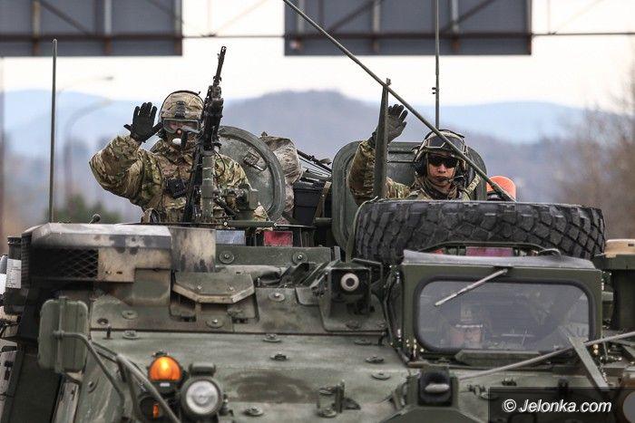 Jelenia Góra: Amerykańskie wojsko również w Jeleniej Górze