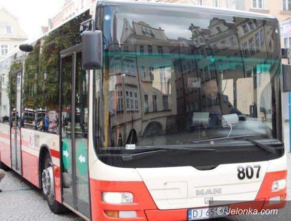 Jelenia Góra: Zmiana na linii autobusowej Tesco?