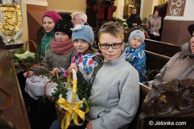 Jelenia Góra: W kościołach święcimy dzisiaj pokarmy