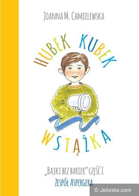 Region: Książki dla dzieci pełnosprawnych o niepełnosprawnych