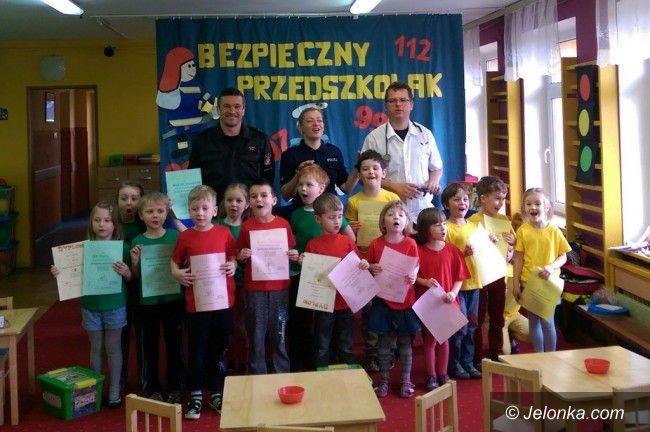Jelenia Góra: Co nasze przedszkolaki wiedzą o bezpieczeństwie?