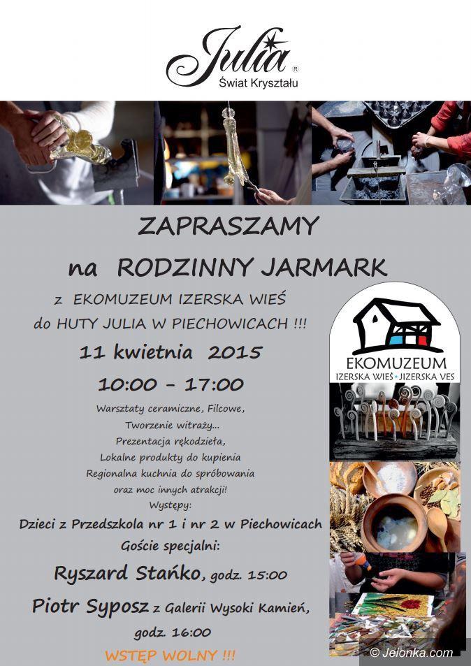 Piechowice: Jarmark Ekomuzeów Izerska Wieś już dzisiaj