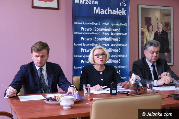 Jelenia Góra: PiS: Komorowski obiecał i oszukał