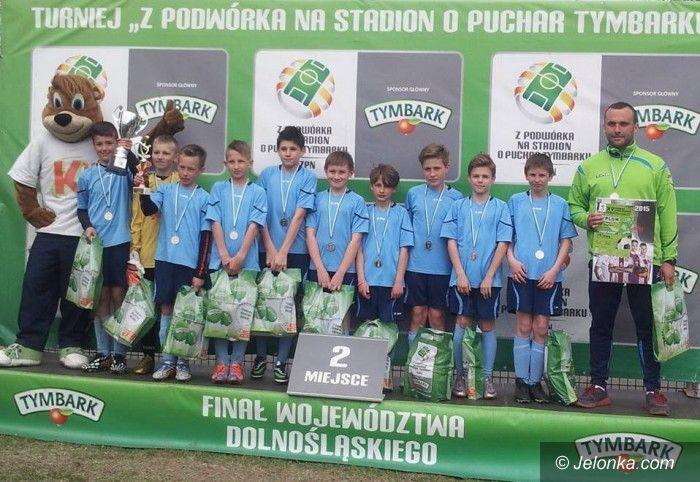 Świdnica: Puchar Tymbarku: Drugie miejsce piłkarzy z Leśnej