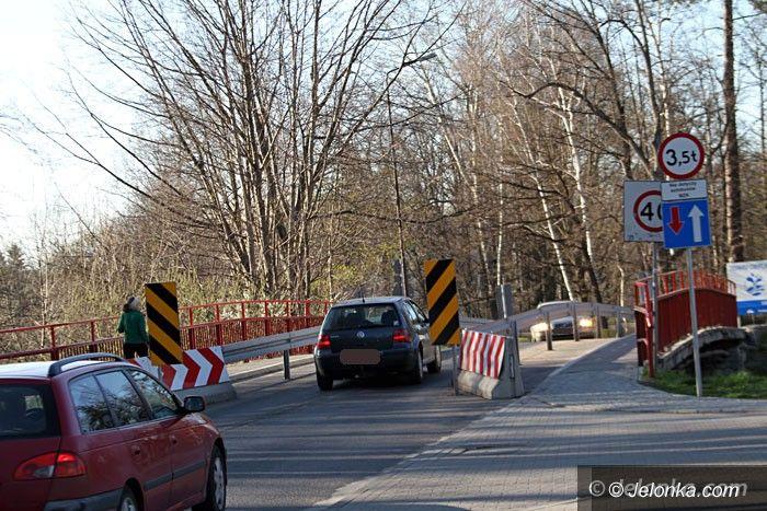Jelenia Góra: Rozbiorą most przy Cervi?