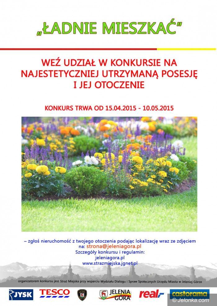 Jelenia Góra: Trwa konkurs na najładniejszą posesję