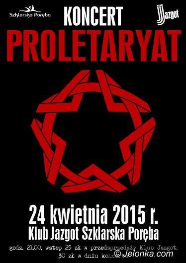 Szklarska Poręba: Proletaryat zagra w Jazgocie