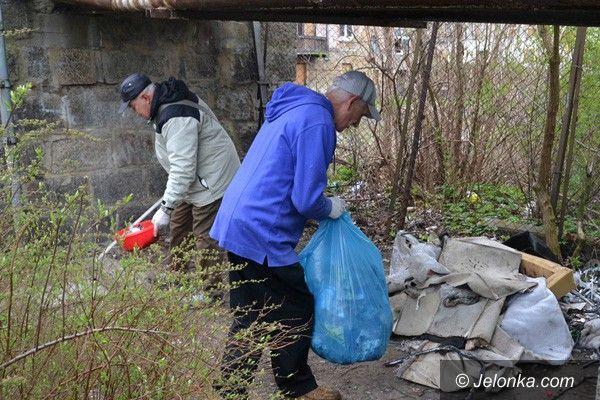 Jelenia Góra: Mieszkańcy posprzątali Cieplice