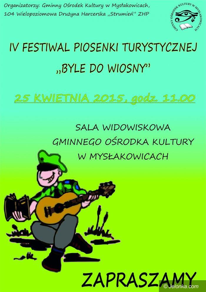 Mysłakowice: Festiwal Piosenki Turystycznej w Mysłakowicach